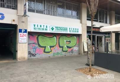 Local comercial en La Nova Esquerra de L'eixample