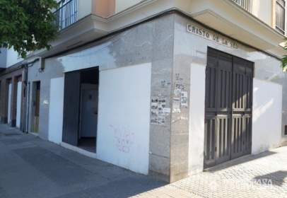 Local comercial a calle Cristo de La Sed