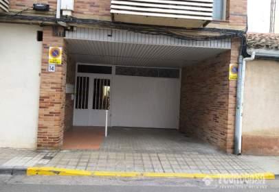 Garatge a calle de José María Castro Calvo