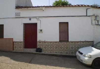 Chalet en calle Peña, nº 29