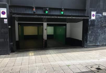 Garatge a Abando Ensanche