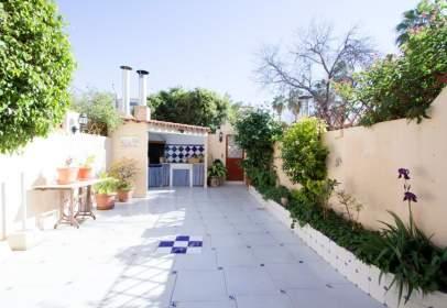 Casa adossada a calle Ismael Blat Pintor