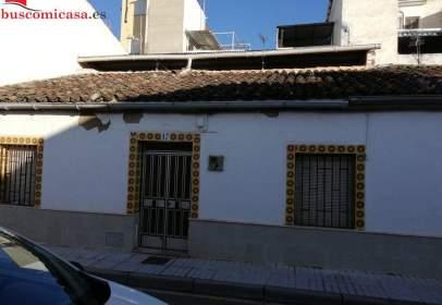Finca rústica a calle Calerín Bajo