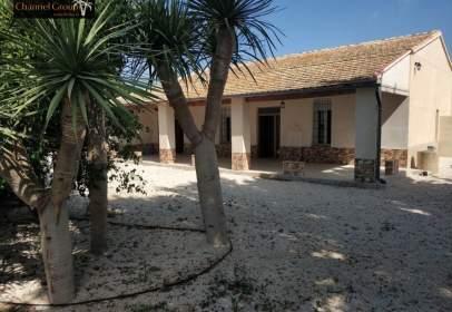 Finca rústica en Torrellano-Valverde-Parc Empresarial