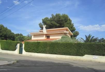 Xalet a Montornés-Las Palmas-El Refugio