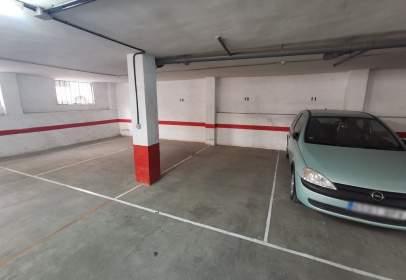 Garatge a calle de la Alcazaba