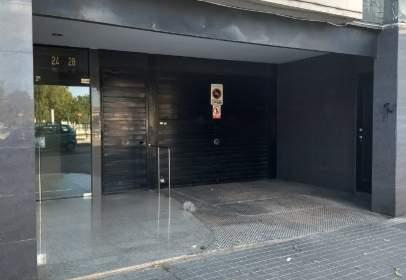 Garage in calle Estacio de L''