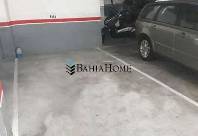 Garatge a calle los Ciruelos, nº 6