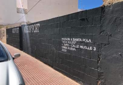 Terreno en calle Margarita Bascuñana