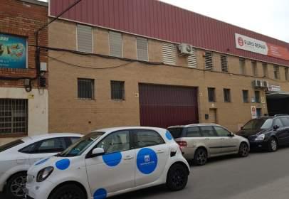 Nau industrial a Can Sellarès-Zona de L'estació