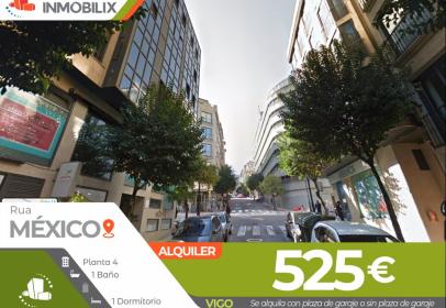 Estudio en calle Rúa México