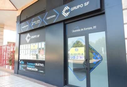 Commercial space in Avda Europa - San Antón