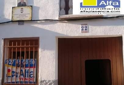 Casa unifamiliar en Ahigal