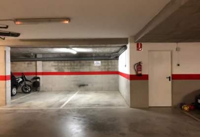 Garage in calle Can Gaietà