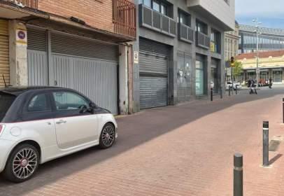 Garatge a Portal de Magdalena-Estació