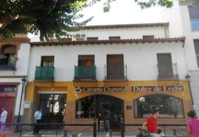 Garaje en Plaza de la Baja