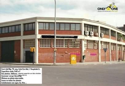 Nau industrial a Centre - Sant Josep - Sanfeliu - Centre