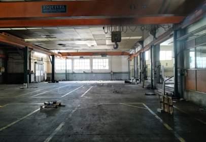 Industrial building in Santpedor