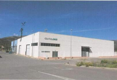 Industrial Warehouse in calle Rio Seco