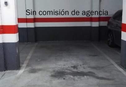 Garaje en calle Torremolinos