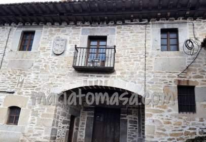 Casa en calle de Subijana-Morillas