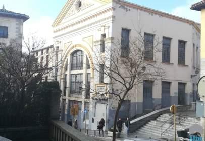 Edificio en calle Pozas