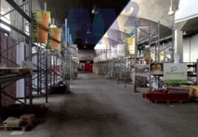 Nau industrial a Alcalá de Henares - La Garena
