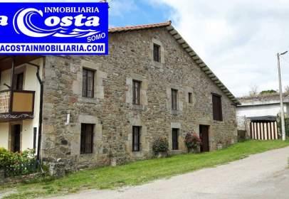 Casa pareada en Abionzo de Villacarriedo Casona Montañesa