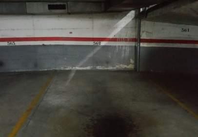 Garaje en calle Sant Marti de L´Erm