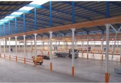 Industrial Warehouse in Polígono Industrial