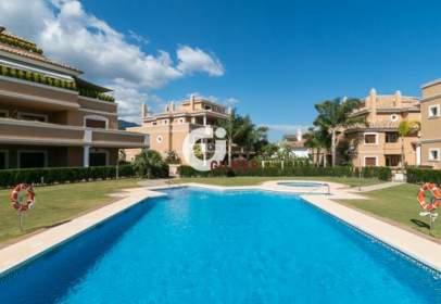 Penthouse in Las Lomas del Marbella Club