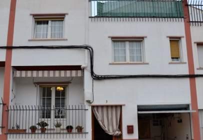 Terraced house in calle calle Goya, nº 3