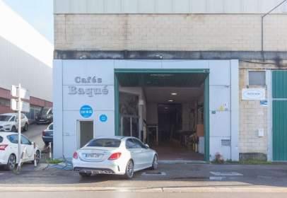 Nave industrial en calle de Zuaznabar, nº 31
