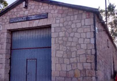 Nave industrial en Medina de Pomar