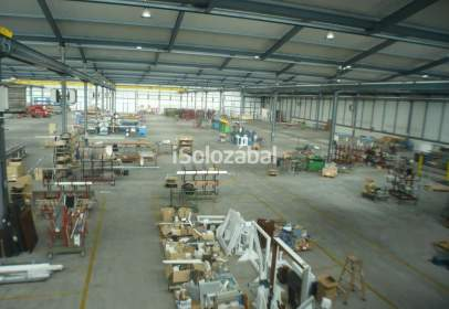 Nave industrial en Industrial Portalada II