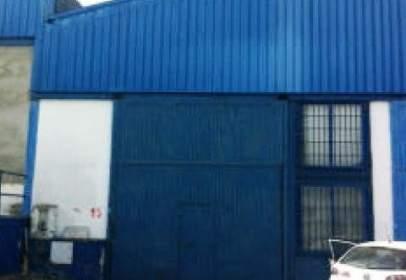 Nave industrial en calle Alcalde Cantos Ropero, nº 51