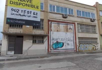 Nave industrial en calle Zaragoza A Valencia,Km 6,Polígono Rio Huerva, Nave, nº 15