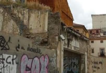 Terreny a calle Zapatería, nº 14