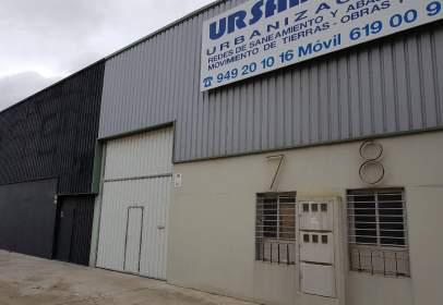 Nave industrial en calle 1 del Sector 23 C/ Francisco de Medina y Mendoza, nº 9
