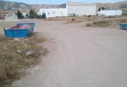 Land in calle Las Alpujarras, nº S/N