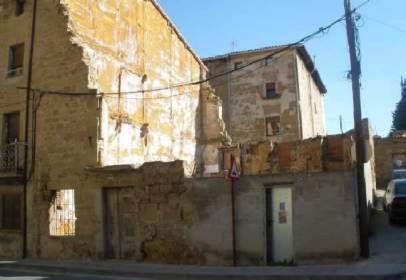 Land in calle de Santa Lucía, nº 25