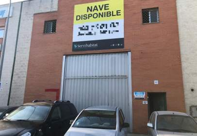Nave industrial en calle Azogue, nº 22