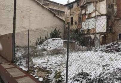 Terreno en calle Santa Maria Bajera, nº 3-5