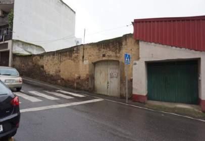 Terreno en calle de José María Barrios Rufo, nº 11