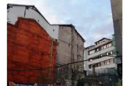 Terreno en calle de Arragueta