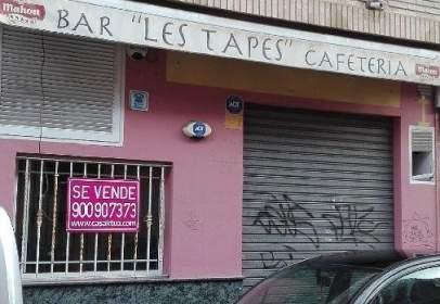 Commercial space in Carrer de Buenavista