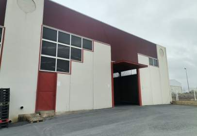 Nave industrial en Cantoria