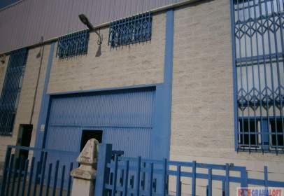 Nave industrial en Poligono Industrial La Paz