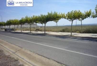 Land in calle de Tudela