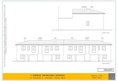 Casa unifamiliar a Almagro
